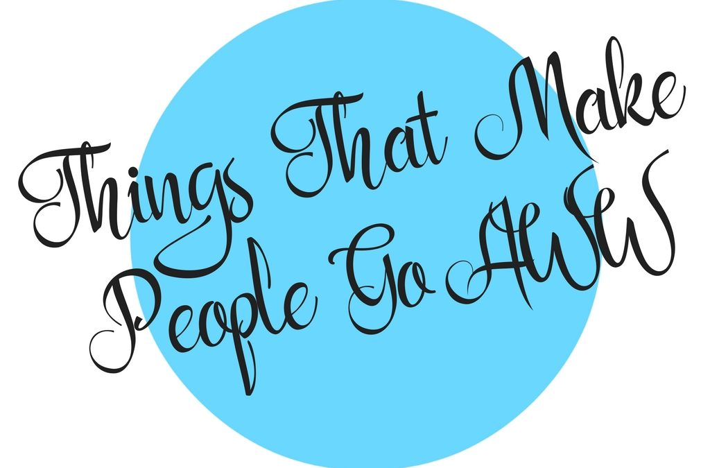 Review: Things that Make People Go Aww