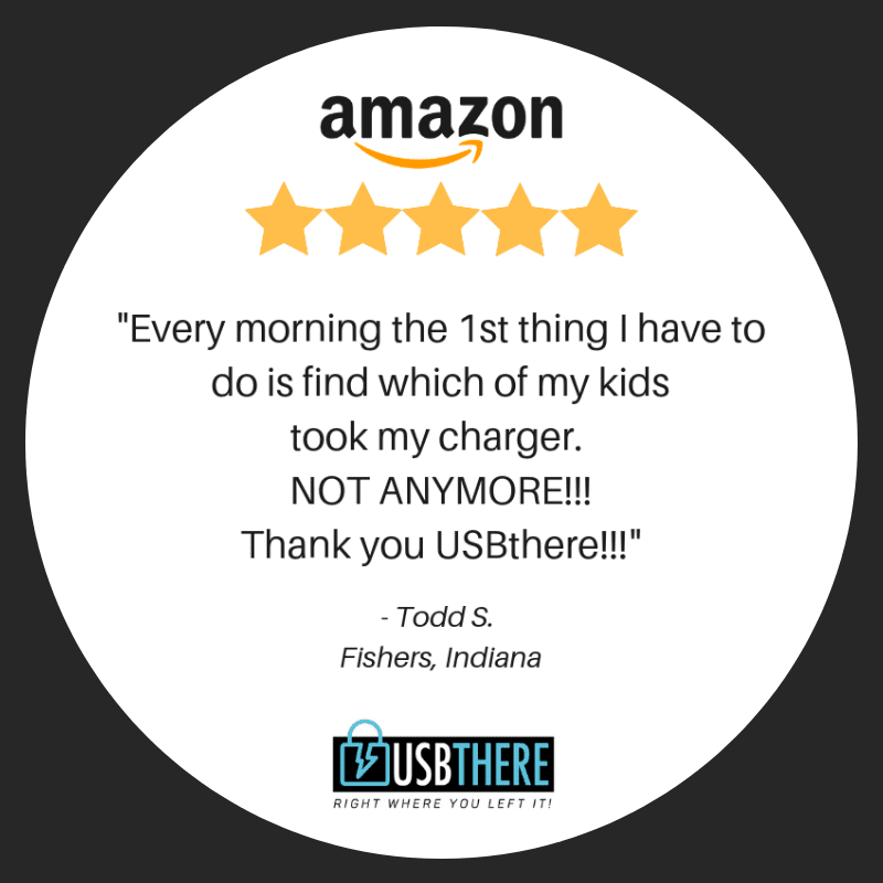 USBThere five star review